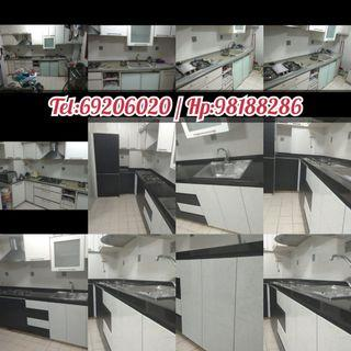 Refurbish kitchen cabinet Only $800