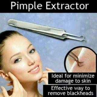 Stainless Steel Blackhead Remover Tool Comedone Acne Extractor