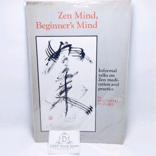 #BAPAU Zen Mind Beginners Mind - Shunryu Suzuki - Buku Meditasi Zen