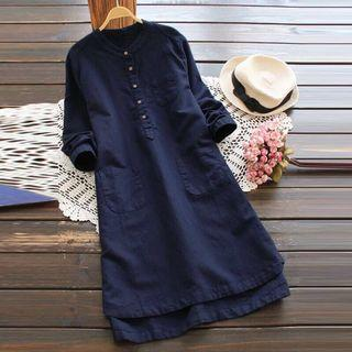 Plain Blouse/ Tunic up to 5XL - Instock