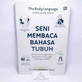 #BAPAU Seni Membaca Bahasa Tubuh - The Body Language In The Work Place - Allan dan Barbara Pease