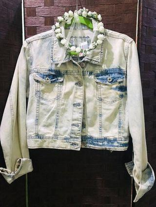 Acidic Denim Jacket