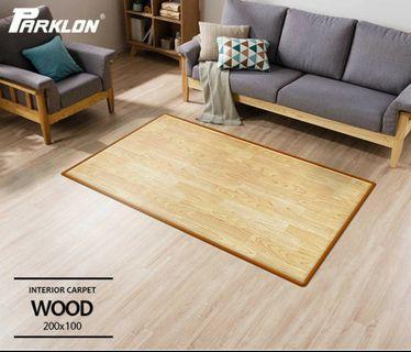 Parklon Wood Carpet / Play Mat