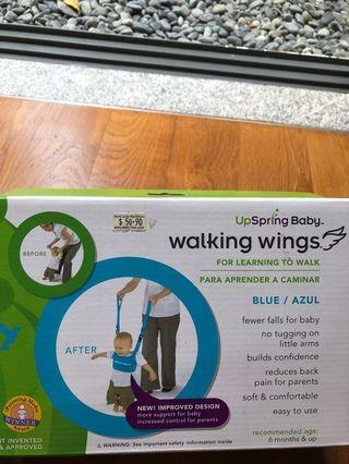 Walking Wings for babies learning to walk