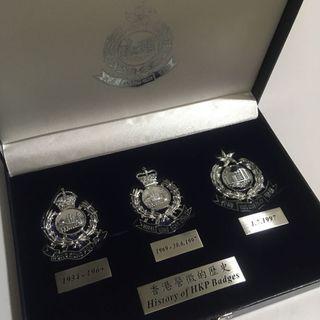 🇭🇰香港警察175周年紀念 - 香港警徽禮盒 - 🇭🇰HKPF 175 Anniversary- Badge set