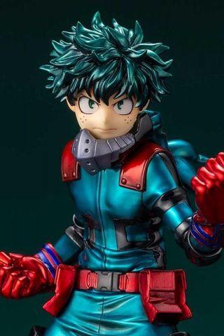 「預訂」 壽屋 我的英雄學院 My Hero Academia ARTFX J 1/8 (TOHO A.S. HeroFES.開催記念 限定色) 綠谷出久 Izuku