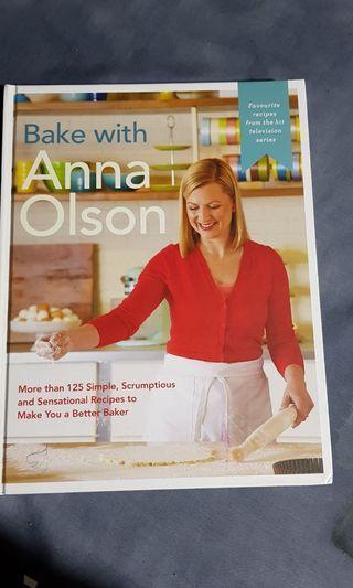 🚚 Baking book