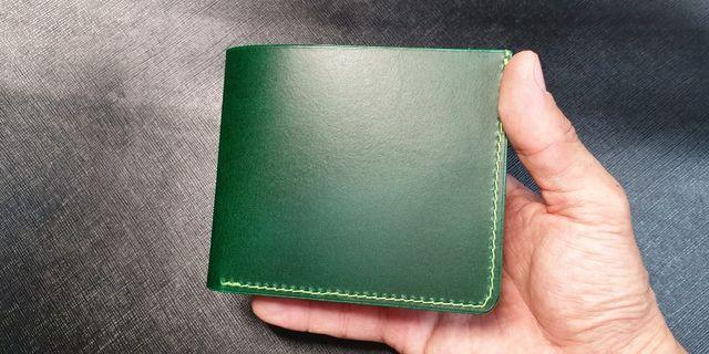 Made to Order Handmade Leather Wallet