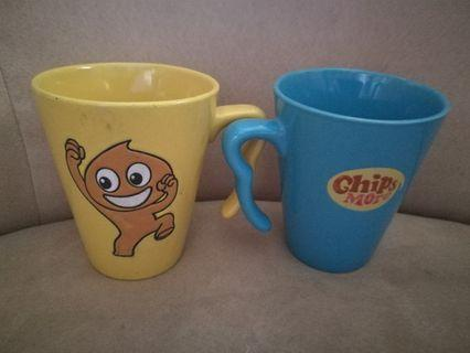 Vintage chipsmore mugs