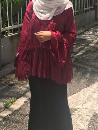 Hijabistahub blouse