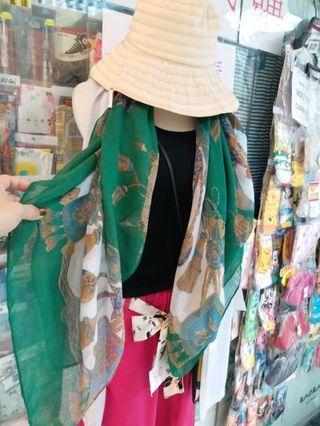 公司出口貨頸巾圍巾scarf披肩$159