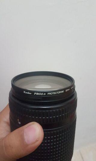 NIKKOR ZOOM 70-300mm f/4-f/5.6