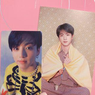 [WTT] Map of The Soul: Persona ver 4 jungkook pc