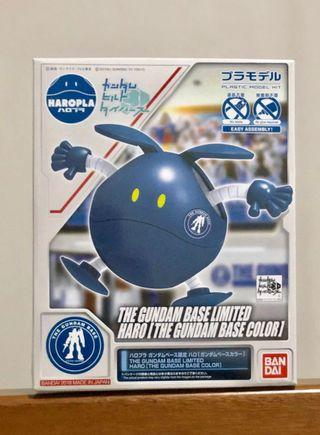 Gundam Base limited Haro BNIB