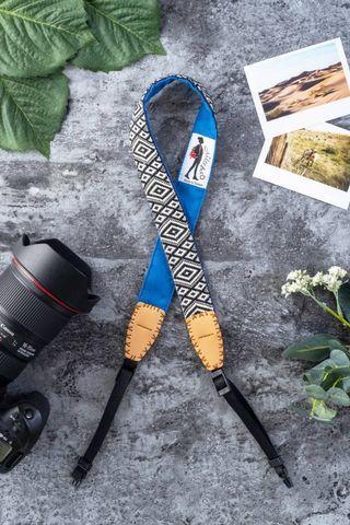 Missbao手創坊 - 泰雅族平安三用背帶 - 相機手機包包皆可