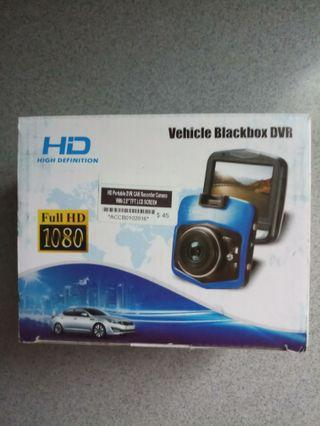 Vehicle Blackbox DVR (Car Video Camera)