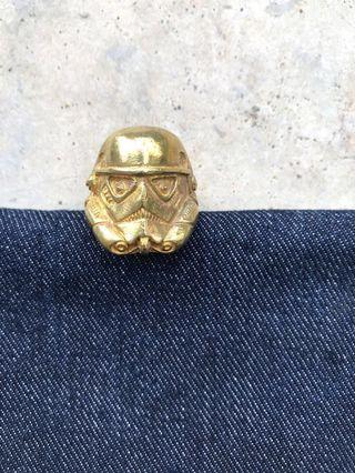 Stormtrooper Coin Ring