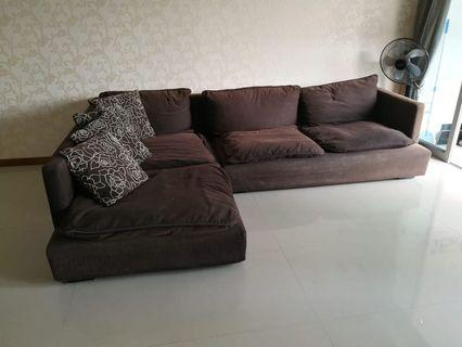 L-shape Sofa