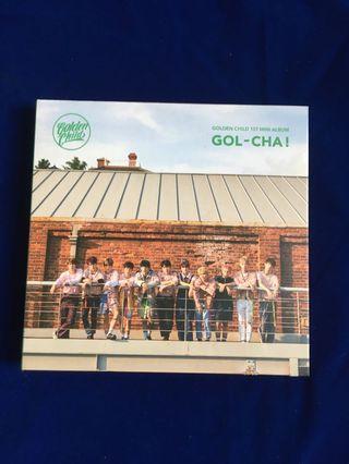 Golden Child 1st Mini Album GOL-CHA!
