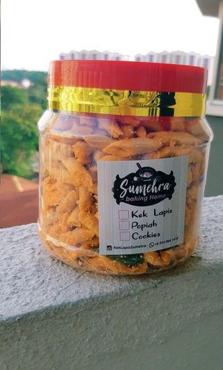 Popia Crunch Salted Egg