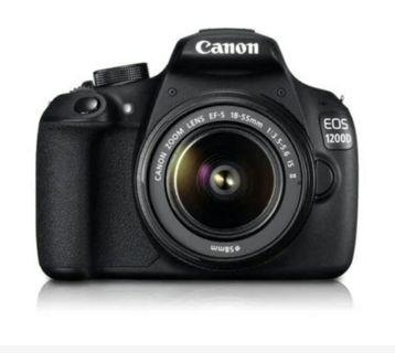 Canon EOS 1300D Twin Kit