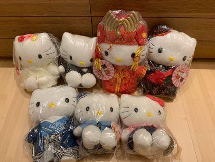 Hello Kitty 絕版公仔(保存良好)