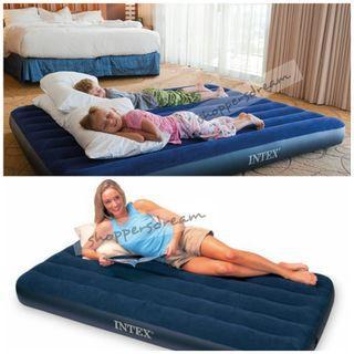 Intex Air Bed/Mattress Single size - Ready Stock