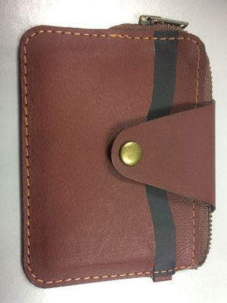 Minimalis Leather Customised Purse