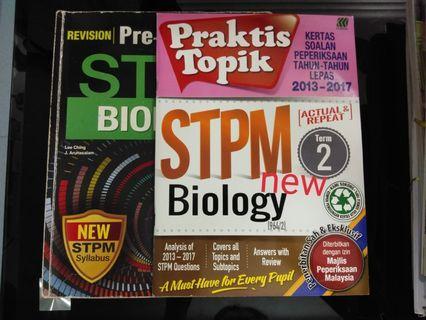 STPM Biology (term2)