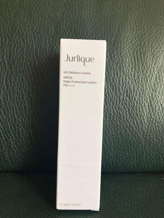 Jurlique UV Defence Lotion SPF50 High Protection Lotion PA++++ 50ml