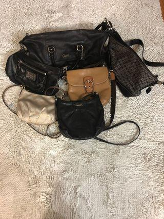 Authentic Coach Bags - will be listed soon