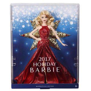 Holiday Barbie 2017
