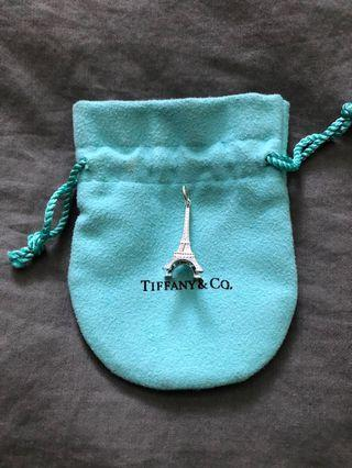 "Tiffany ""Eiffel Tower Charm"""