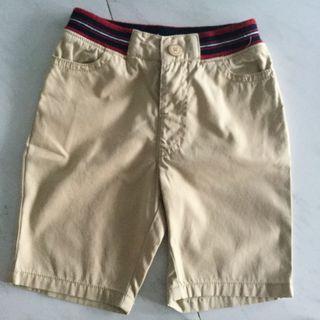 🚚 Khaki Shorts Bermudas Boy