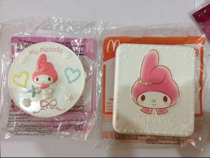 Hello Melody Sanrio Jelly Making Clay Mould Kit