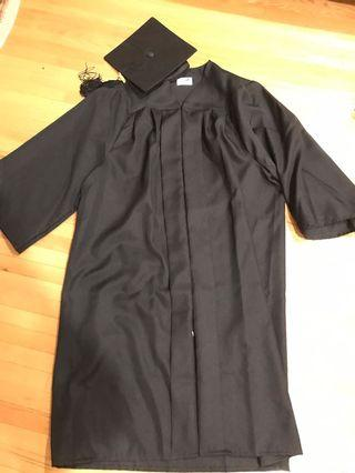 Graduation Gown TWO