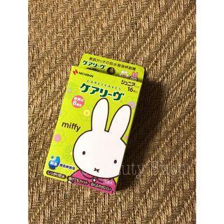 日本製。 Miffy 膠布。