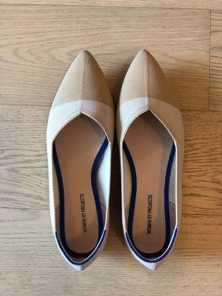 女裝平底鞋 size38
