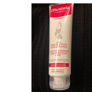 Mustela 防肚紋膏 stretch marks prevention 150ml