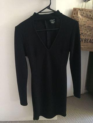Long sleeve dress! Size 8