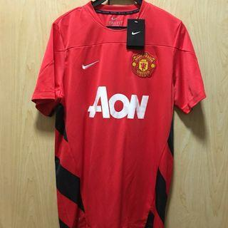 Manchester United Women Authentic Training Jersey L