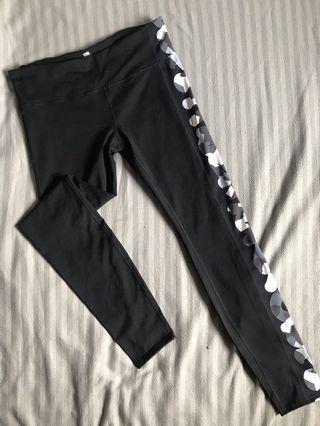 ATHLETA BLACK LEGGING (SIZE M)