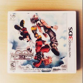 🚚 Kingdom Hearts 3D: Dream Drop Distance