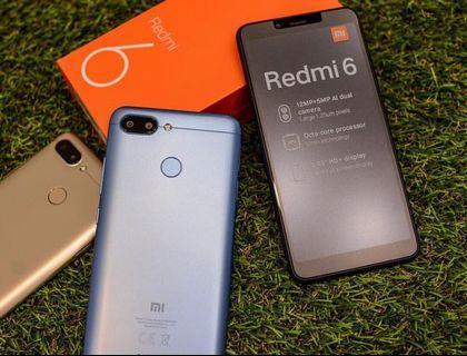 Xiaomi Redmi 6 ~ MAY OFFER
