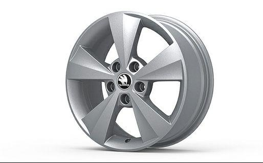 SKODA VW Audi SEAT Velorum 16 inch rims fuel saving light weight
