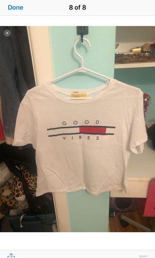 Tommy highflier t-shirt
