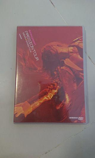 Leslie 張國榮 熱情演唱會 DVD