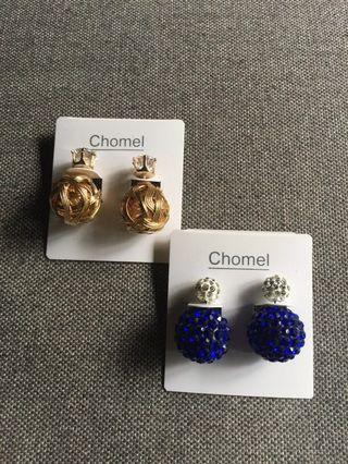 Chomel Globe earrings