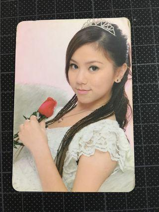 GEM 鄧紫棋  YES CARD 香港女歌手
