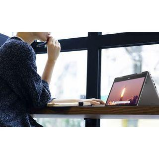 DELL INSPIRON 14 5000 2IN1 (HIGH SPEC TOUCHSCREEN) new price is RM4999 - now clearance